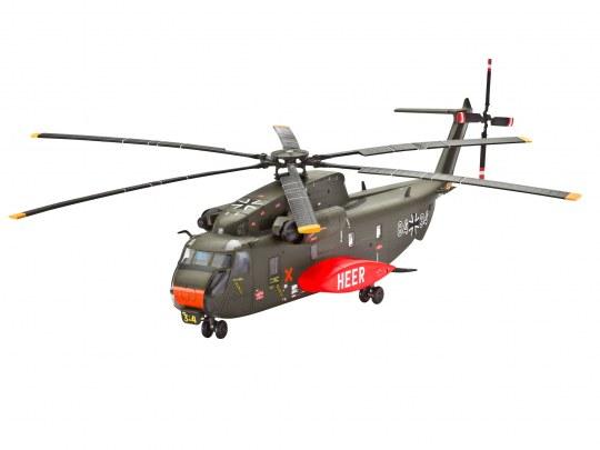 Revell Model Set CH-53G Heavy Transport