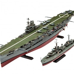 Revell HMS Royal & Tribal Class Destroyer