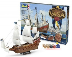 Revell Gift Set Royal Swedish Warship VASA