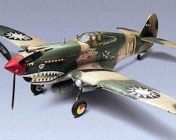Revell P-40B Tiger Shark