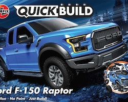Airfix Quick Build Ford F-150 Raptor
