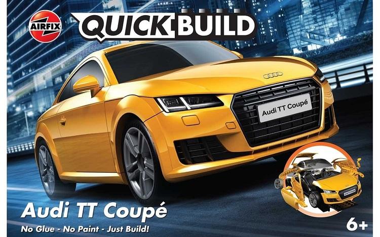 Airfix Quick Build Audi TT Coupe