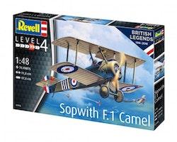 Revell Model Set Sopwith F.1 Camel