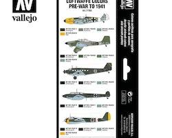Vallejo Luftwaffe Pre-War to 1941