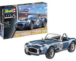 Revell Model Set 62 Shelby Cobra 289