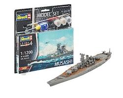 Revell Model Set Musashi
