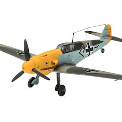Revell Model Set Messerschmitt BF109 F-2