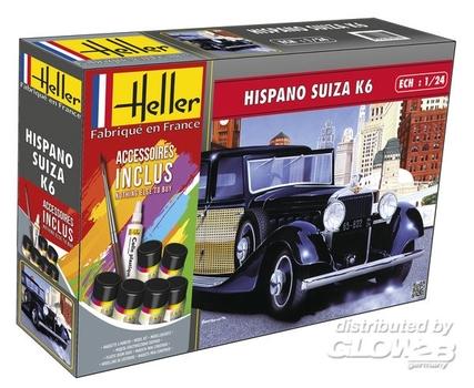 STARTER KIT Hispano Suiza K6