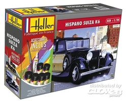 STARTER KIT Hispano Suiza K6