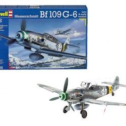 Revell Messerschmitt Bf 109 G-6