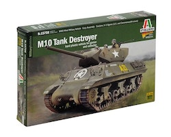 Italeri M10 Tank Destroyer
