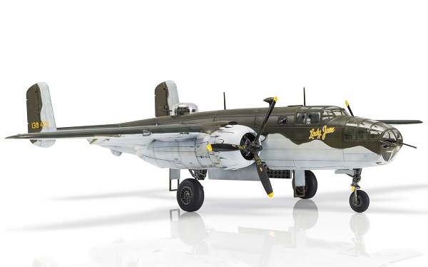 Airfix North American B-25C/D Mitchell