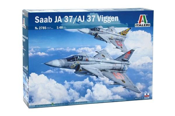 Italeri Model Saab JA 37/AJ 37 Viggen
