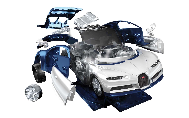 Airfix Quick Build Bugatti Chiron