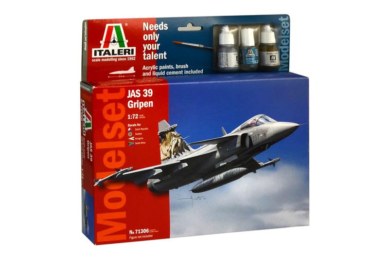 Italeri Model JAS 39 Gripen