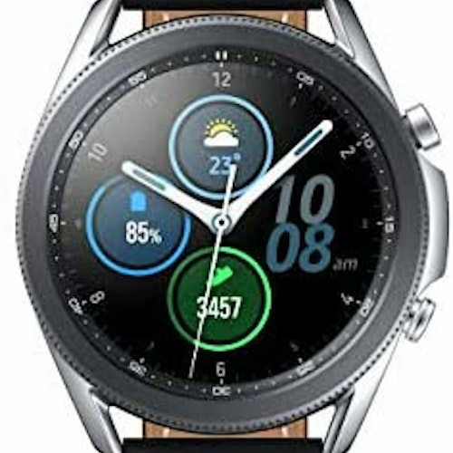 Samsung Galaxy watch 3, (41mm) SIlver