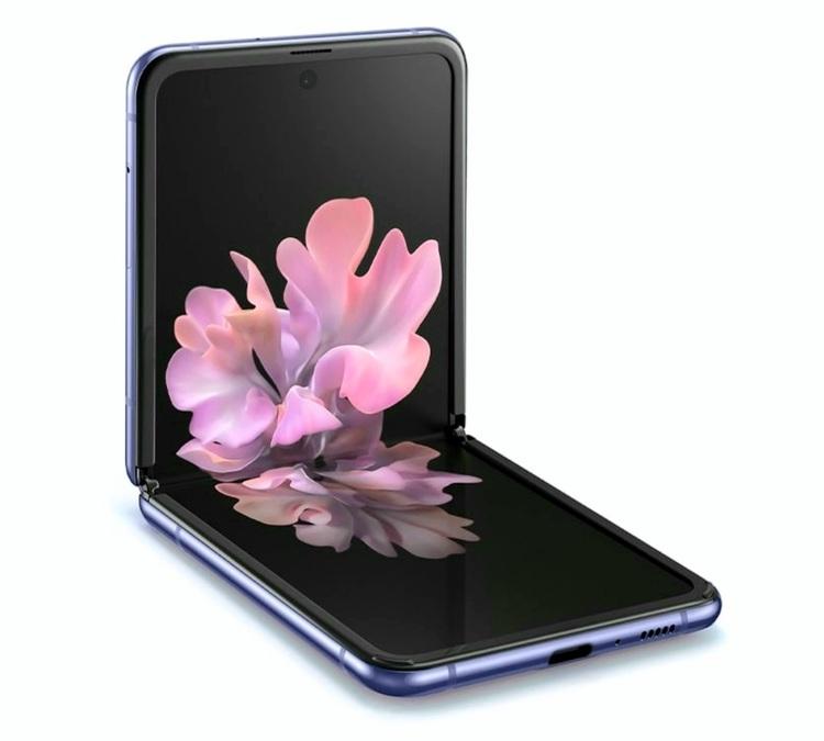 Samsung Z Flip F700 black EU 256gb