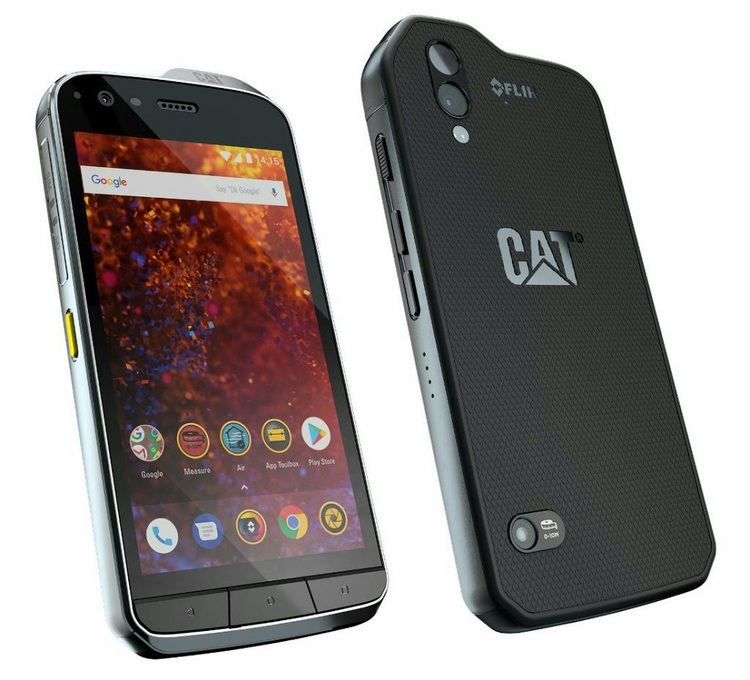 CAT S61 Outdoor Smartphone