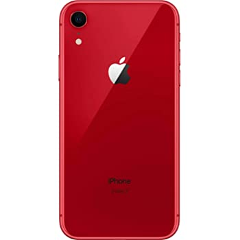 Apple iPhone XR 64GB  röd