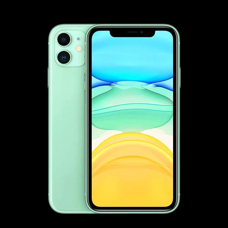 Smartphone Apple iPhone 11 , 128GB, Grön