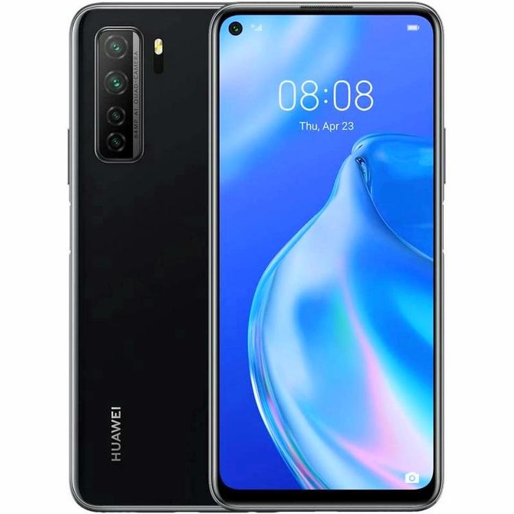 Huawei P40 lite svart,128GB