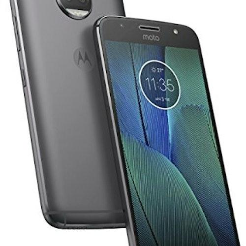 Motorola Moto G5s Plus grå,32 GB,dual sim