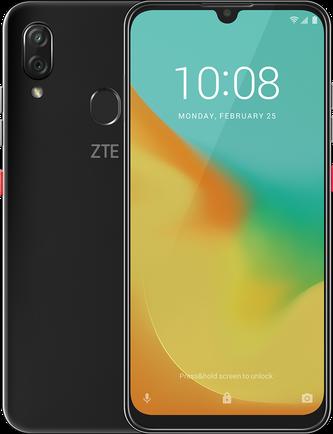 ZTE Blade 10 Smart black,64GB,dual sim