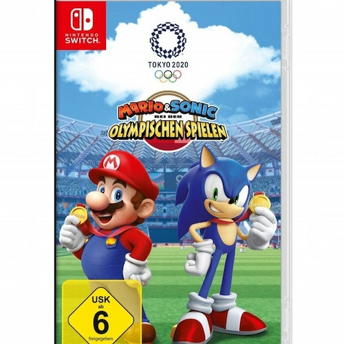 Nintendo Switch Mario & Sonic Olympic Games: Tokyo 2020