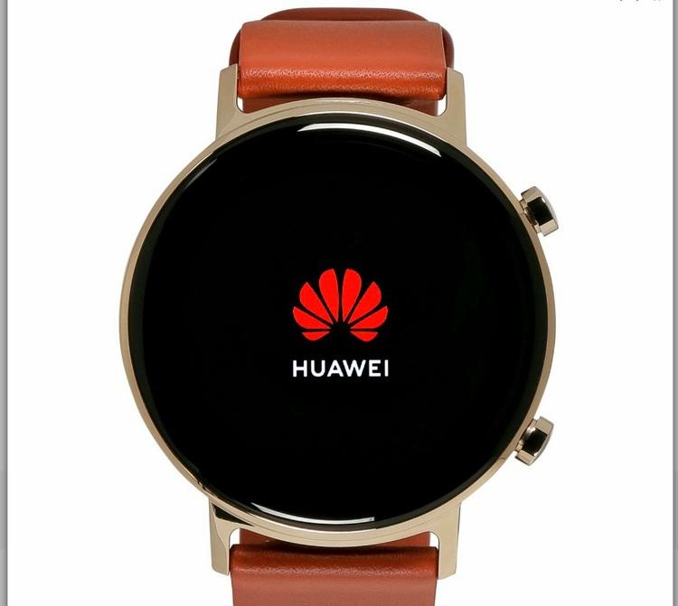 HUAWEI klocka GT 2 Elegant (42 mm),röd
