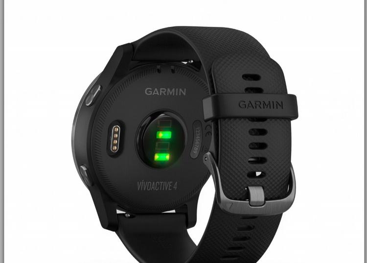 Garmin vivoactive 4 black/slate-grey