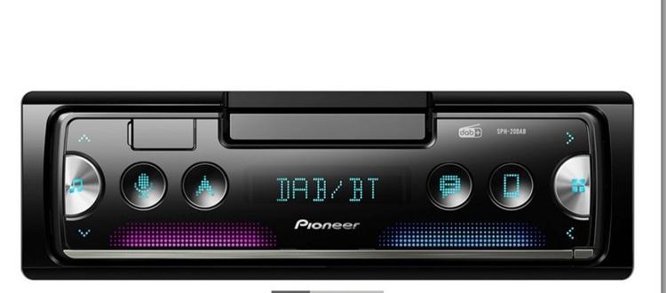 Pioneer SPH-20DAB