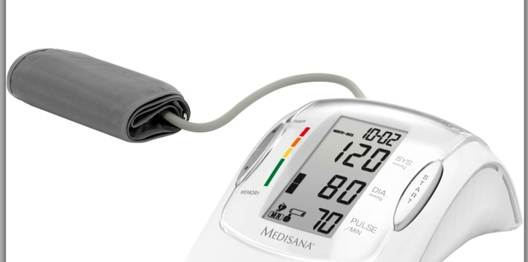 Medisana MTP Pro överarm blodtrycksmätare