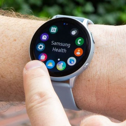 Samsung Galaxy Watch Active2 Aluminium 44mm  Silver