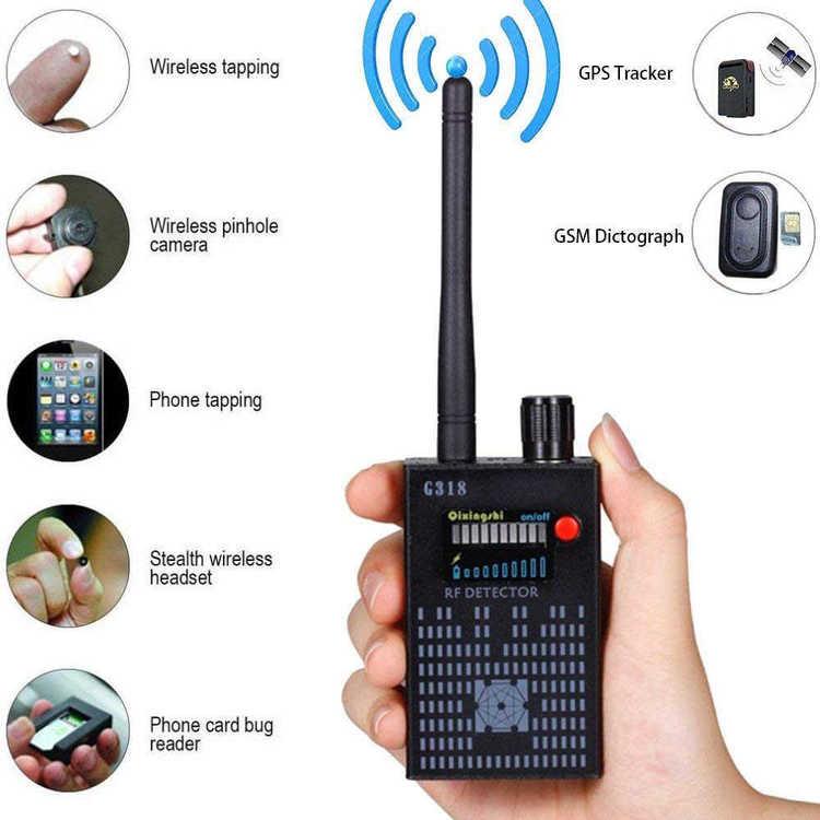 8Ghz bugg detektor