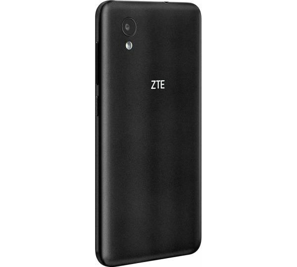 Dual sim, 5 tums  ZTE blade L8 smarphone,svart