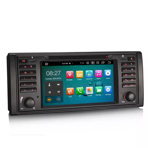 "7 "" bilstereo Android 10.0 BMW E39/E53 ,wifi,gps,bluetooth"