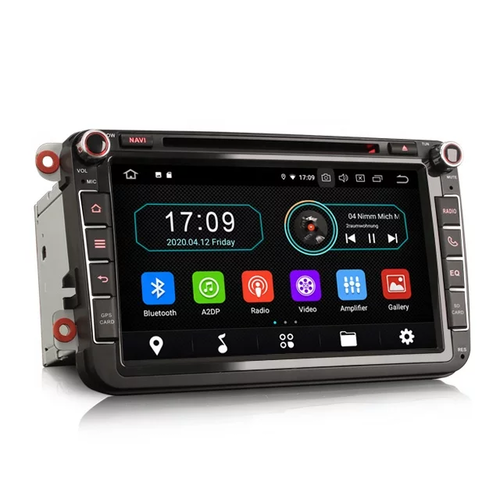 "8 "" vw bildstereo,android 10,wifi,gps,4g"