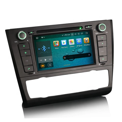 "7"" Bilradio BMW E81,E82 , E88 Android10.0"