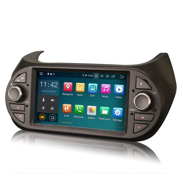 """7"""" Android 10 bilstereo,Fiat Fiorino 2008-2017"""