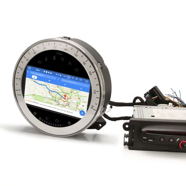 "7"" android 10 bil stereo,BMW Mini cooper (2006-- 2013)"