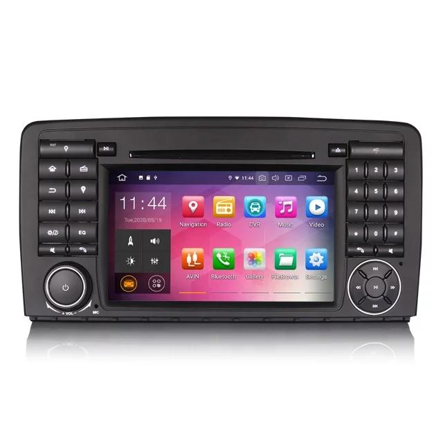 "7"" Android 10, bilstereo Mercedes Benz R klass(2006 --2012)"