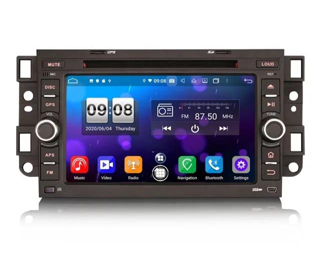 "7"" Android 10, bilstereo Chevrolet  captiva,Epica,Eveo(2004 -- 2012)"