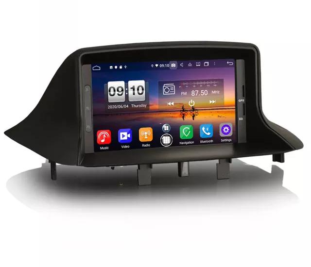 """7"""" android 10, bilstereo Renault Megane, Fluence(2007---2015)"""