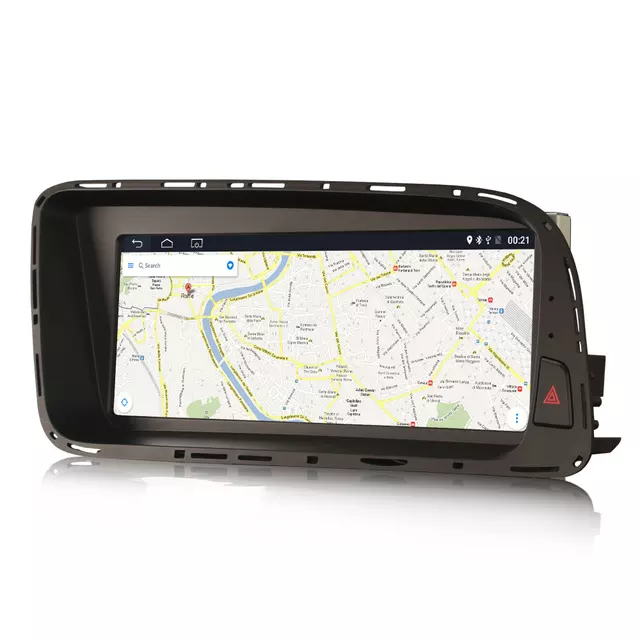 "8,8"" Android 10,bilstereo Audi Q5 (2009-2016)"