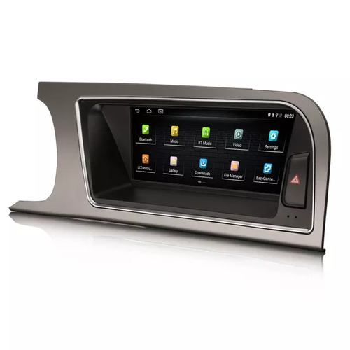"""8,8"""" Android 19, bilstereo Audi A4 (2009-2012)"""