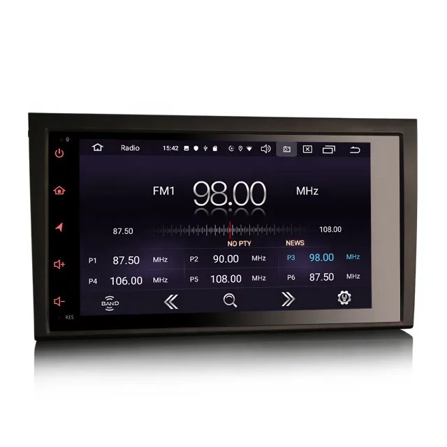 """8""""android 10,bilstereo AUDI A4 (2002-2007) S4 RS4 8E 8F B9 B7 RNS-E"""