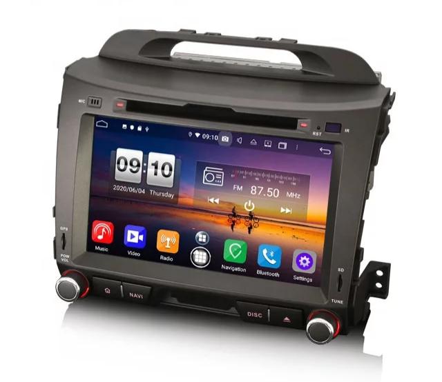 """8"""" android 10,bilstereo Kia Sportage( 2010---2015)"""