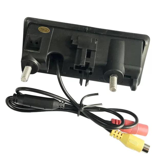 Vw  bilbagagehandtag HD CCD Kamera