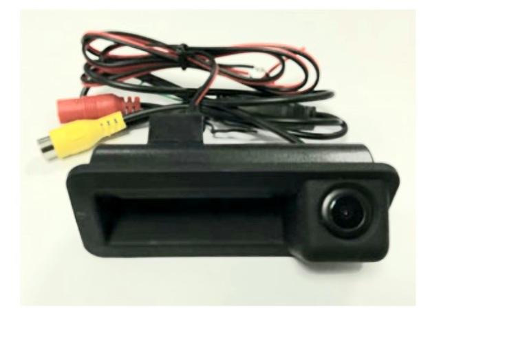 Ford bil bagagehandtag backkamera