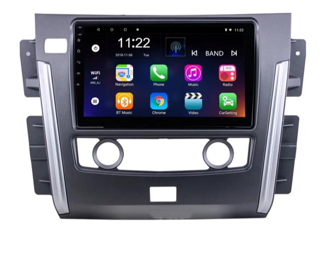 Andro7d 10, bilstereo ,gps,wifi,Nissan Patrol, 2015